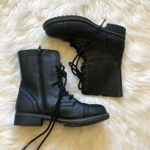 Mossimo Black Boots
